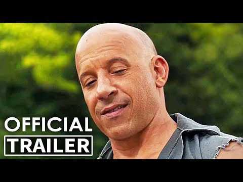 FAST AND FURIOUS 9 Trailer Teaser (Vin Diesel, 2020) Action Movie