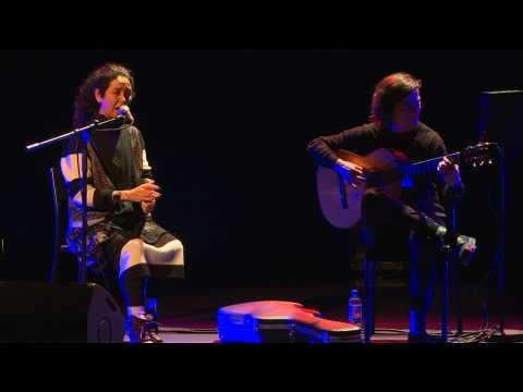Antonia Jiménez, a star in the men's world of flamenco guitar