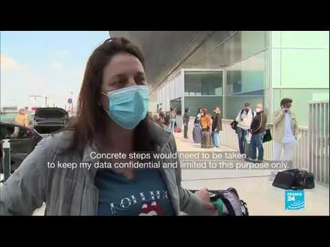 Coronavirus pandemic in France: Health passes to allow people to resume leisure activities, travel