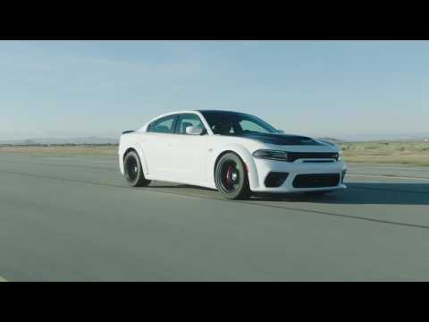 2020 Dodge Charger Scat Pack Widebody Driving Video
