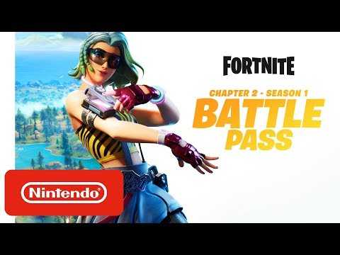 Fortnite Chapter 2 | Season 1 - Battle Pass Trailer - Nintendo Switch
