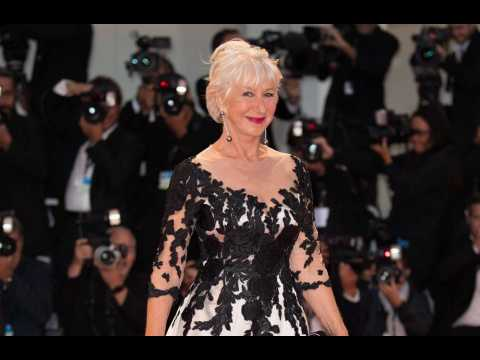 Dame Helen Mirren doesn't 'agree' with beauty
