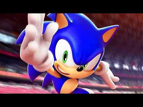 SONIC AT THE OLYMPICS GAMES TOKYO 2020 Gameplay Trailer (2020) Mobile