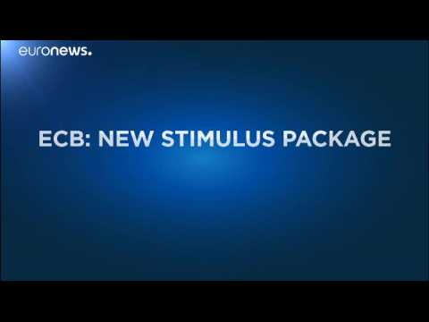 European Central Bank chief Mario Draghi pledges indefinite stimulus to revive Eurozone economy