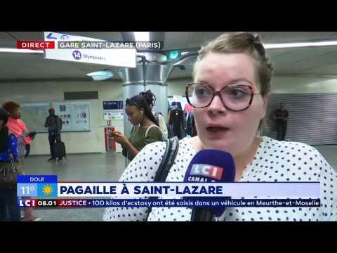 Parole de voyageurs : Audrey perdue à la Gare Saint-Lazare #GreveRatp