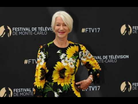 Dame Helen Mirren wants to grow old 'disgracefully'