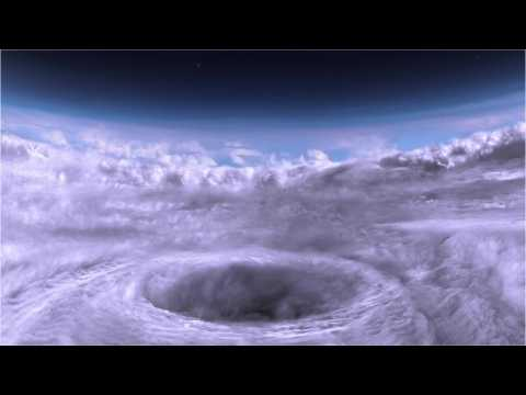 Space Hurricanes Are a Thing—the North Pole Just Recorded Its First Ever