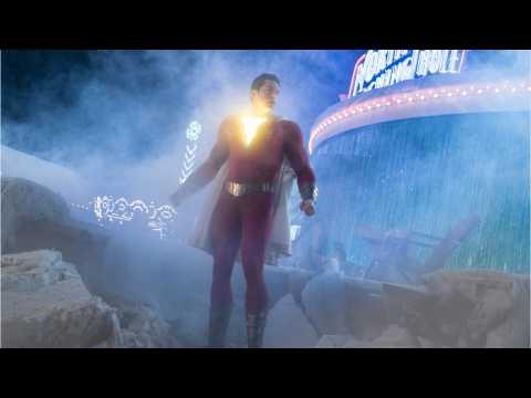'Shazam!' Earns $5.9 Million At The Box Office Thursday