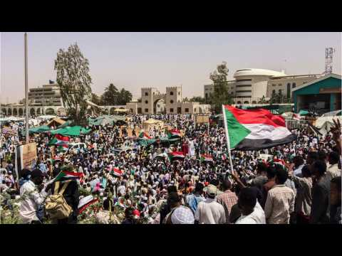 Sudan's Intelligence Chief Quits, Protesters Keep Up Pressure