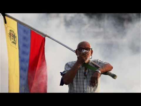 U.N. Chief Urges 'Maximum Restraint' In Venezuela to Avoid Violence