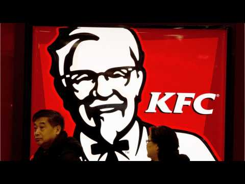 KFC Featuring A New Part Of The Chicken Never Used Before On Chinese Menus