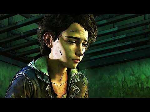 THE WALKING DEAD The Telltale Definitive Series Trailer (2019) PS4 / Xbox One / PC