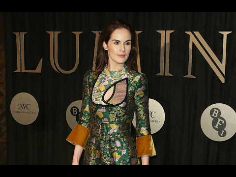 Michelle Dockery blown away by Downton Abbey movie reaction