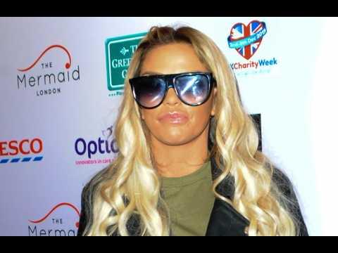Katie Price taking part in Celebrity SAS: Who Dares Wins