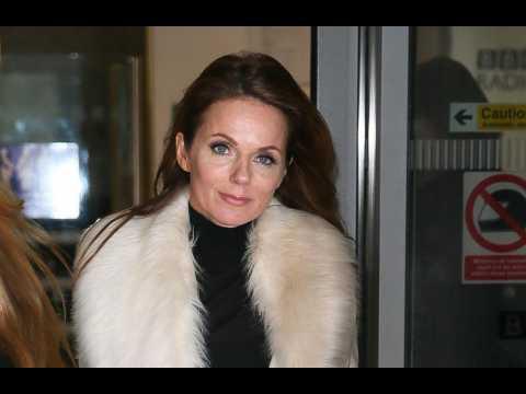 Geri Horner takes fashion inspiration from Queen Elizabeth