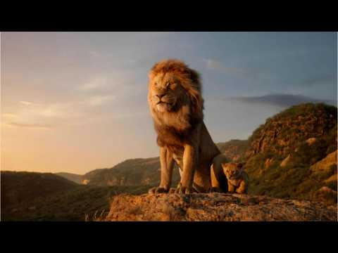 'The Lion King' Teaser Will Occur July 19th