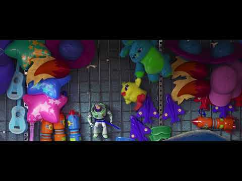 TOY STORY 4 | Get Em - CIip | Official Disney Pixar UK