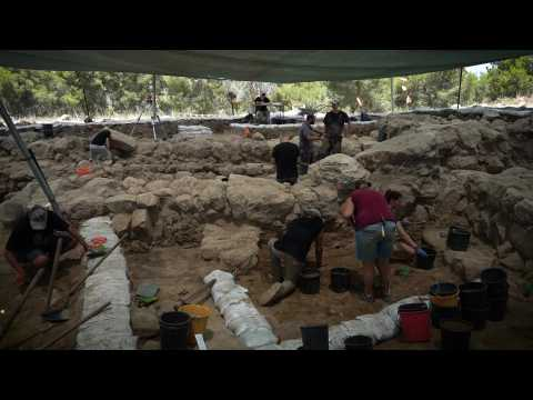 Researchers say ancient Philistine town located in Israel