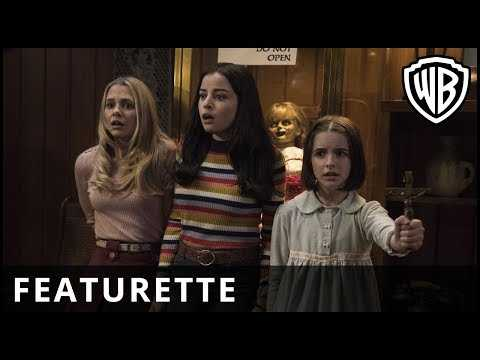 Annabelle Comes Home - I See Things - Official Warner Bros. UK