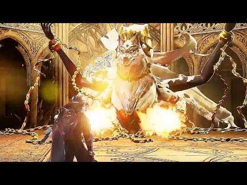 "CODE VEIN ""Successor of the Ribcage"" Gameplay Trailer (2019) PS4 / Xbox One / PC"