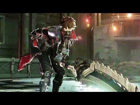 "CODE VEIN ""Great Sword"" Gameplay Trailer (2019) PS4 / Xbox One / PC"