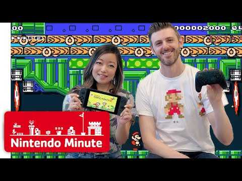 Super Mario Maker 2: Playing YOUR Levels Part 2 – Nintendo Minute
