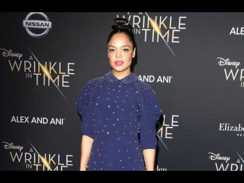 Tessa Thompson on why she makes movies