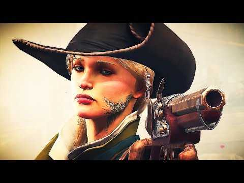 GREEDFALL Gameplay Trailer (2019) PS4 / Xbox One / PC