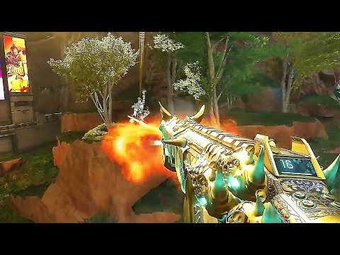 """APEX LEGENDS """"Season 2 Battle Charge"""" Gameplay Trailer (2019) PS4 / Xbox One / PC"""