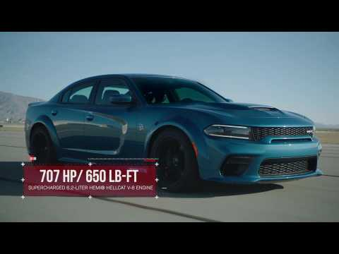 2020 Dodge Charger SRT Hellcat Widebody Introduction