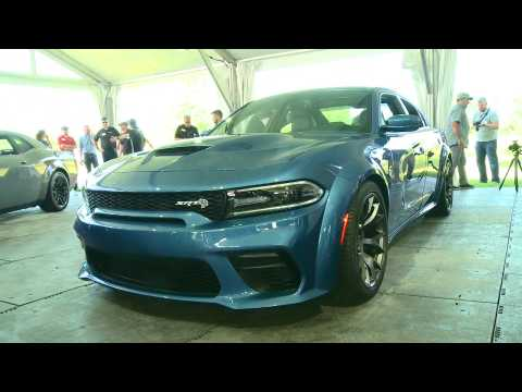 Dodge Charger Widebody Reveal from the 2019 What's New Event