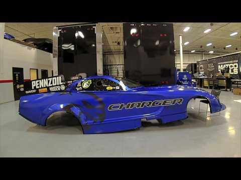 2020 Dodge Charger SRT Hellcat Widebody NHRA Funny Car