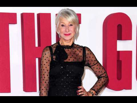 Dame Helen Mirren says meeting the Queen was a 'lesson in embarrassment'