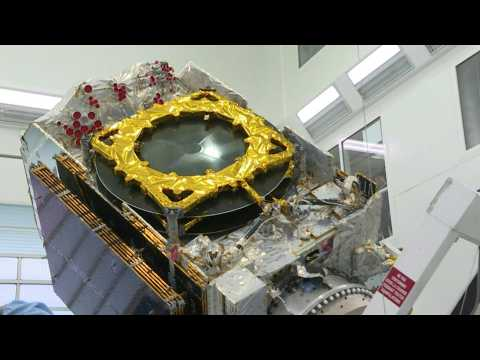 French satellite set to bring widespread broadband to Africa