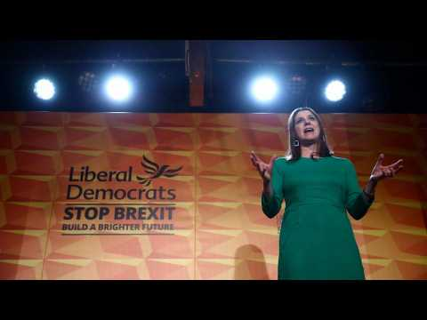 UK's Liberal Democrats launch election campaign with vow to stop Brexit