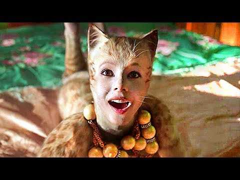 CATS Trailer # 2 (NEW 2019) Taylor Swift, James Corden