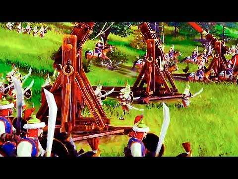"""AGE OF EMPIRES IV """"X019"""" Gameplay Reveal Trailer (2019) Xbox One"""