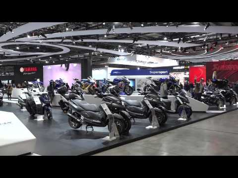 YAMAHA at EICMA 2019