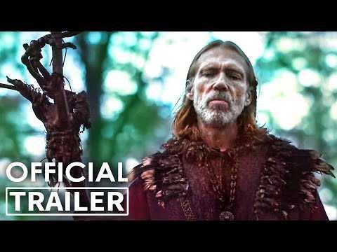 ARTHUR & MERLIN Knights of Camelot Trailer (2020) Medieval, Action