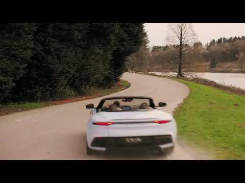 Aston Martin DBS Superleggera Volante Preview