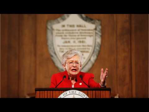 Alabama Governor Kay Ivey Signs Anti-Abortion Bill Into Law
