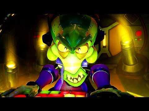 "CRASH TEAM RACING NITRO FUELED ""Adventure Mode"" Trailer (2019) PS4 / Xbox One / PC"