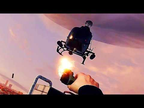 BLOOD & TRUTH Gameplay Trailer (2019) PS4 / PS VR