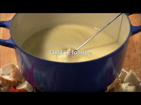 Food Recipes: Cheese Fondue