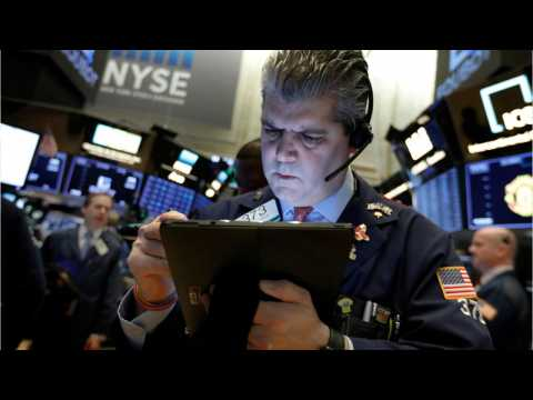 Wall Street Opens Lower As Investors Fret Over Trade Talks