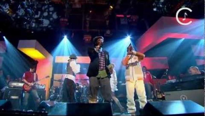 Pump It (live) of Black Eyed Peas in video on Jukebox