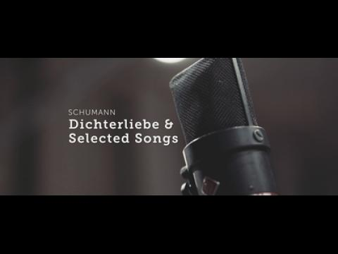 Mauro Peter - Schumann's Dichterliebe - About the Recording