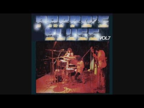Pappos Blues - Detrás de la Iglesia
