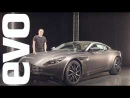 Aston Martin DB11 preview - Aston's new turbocharged V12 coupe explored   evo UNWRAPPED
