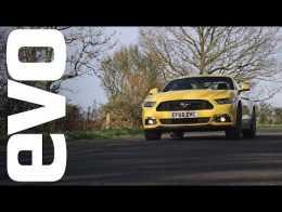 Đánh giá Ford Mustang 5.0 GT - cuối cùng là một chiếc Mustang đàng hoàng?  |  ĐÁNH GIÁ evo